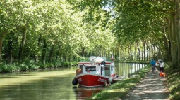 WEEK-END CANAL DE LA GARONNE