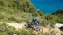 WEEK END ENDURO EN LIGURIE